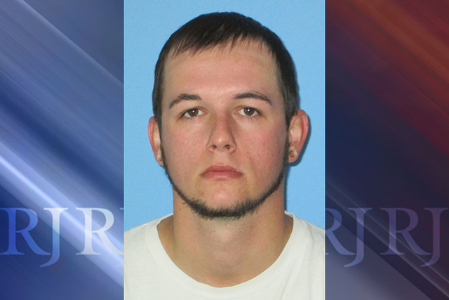 Employment photo for Andrew Denning. Courtesy (Nye County Sheriff's Office)