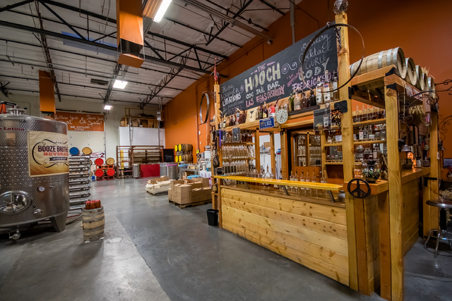 The Las Vegas Distillery, 7330 Eastgate Road, Suite 110, plans to open a whiskey and spirits bar Friday and Saturday evenings starting in April.