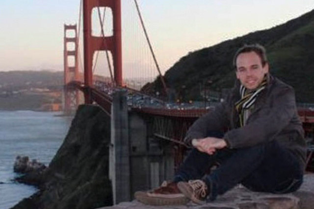 An undated file picture of co-pilot Andreas Lubitz is seen via Facebook March 26, 2015. The 28-year-old co-pilot is suspected of deliberately crashing a Germanwings jet into the French Alps on Tue ...