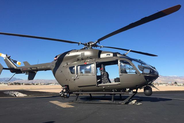 Uh 72a Lakota Light Utility Helicopter