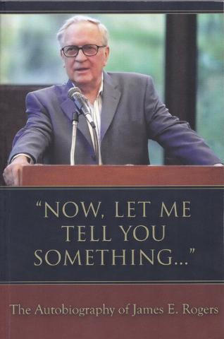 COURTESY Jim Rogers' autobiography