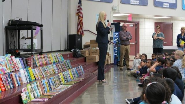 City National Bank and Barnes & Noble recently presented four elementary schools in the Clark County School District with new books and cash totaling $40,000 as part of its seventh annual Holiday  ...