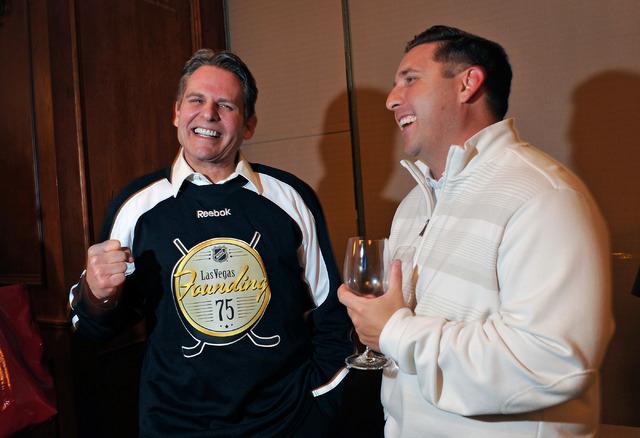 Foley, Maloof biz relationship sparked Las Vegas NHL push ...