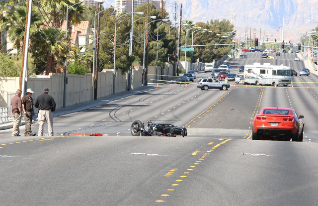 64-year-old motorcyclist dies after south valley accident