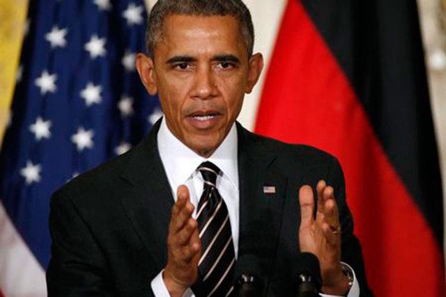 President Barack Obama (Reuters/Kevin Lamarque,file)