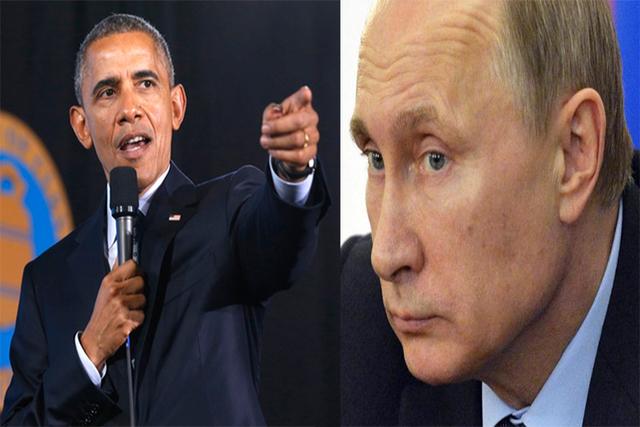President Barack Obama and Russian President Vladimir Putin. Courtesy (Reuters, Inform/NDN)