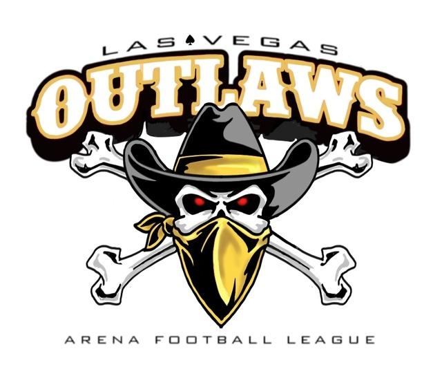 Las Vegas Outlaws team logo. (Courtesy)