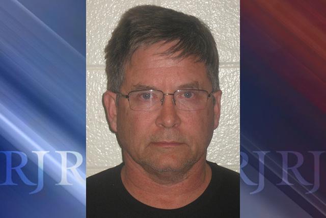 Alvin L. Eiseman. Courtesy (Nye County Sheriff's Office)