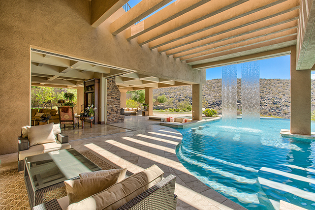Anthem Homes Are More Luxurious Than Your Dreams Photos Las Vegas Review Journal