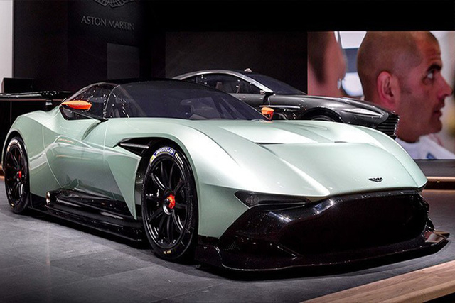 Aston Martin has been to the brink of bankruptcy more than a few times in its 100-year history. (CNN)