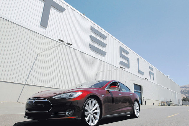 Nevada Legislature approved deal with Tesla Motors to bring a gigantic lithium battery factory to Northern Nevada. (Courtesy)