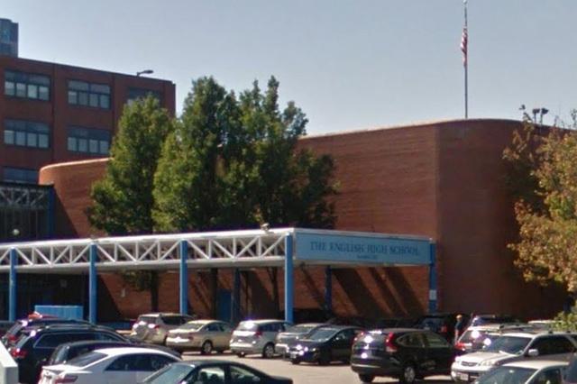 The English High School, Boston. (Screengrab/Google Street View)