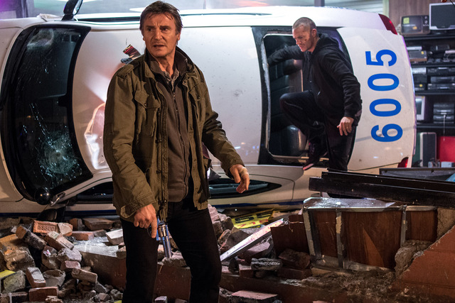 neeson s run all night runs too long las vegas review journal neeson s run all night runs too long