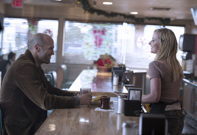 "Jason Statham (""Nick Wild"") and Anne Heche (""Roxy"") star in Lionsgate Home Entertainment's WILD CARD."