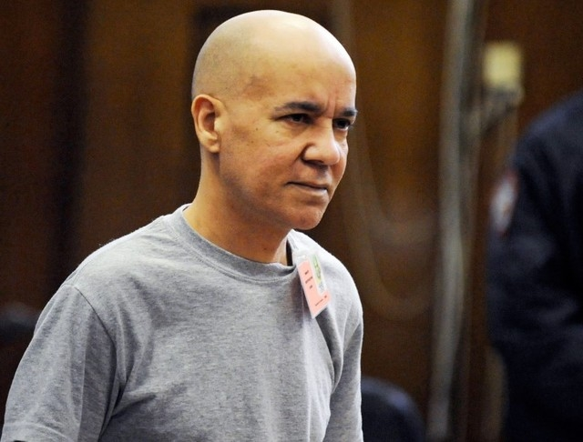 Pedro Hernandez appears in the Manhattan Criminal Court in New York, Nov. 15, 2012. Hernandez is charged in  the 1979 killing of 6-year-old Etan Patz.(Reuters/Louis Lanzano/Pool/Files)