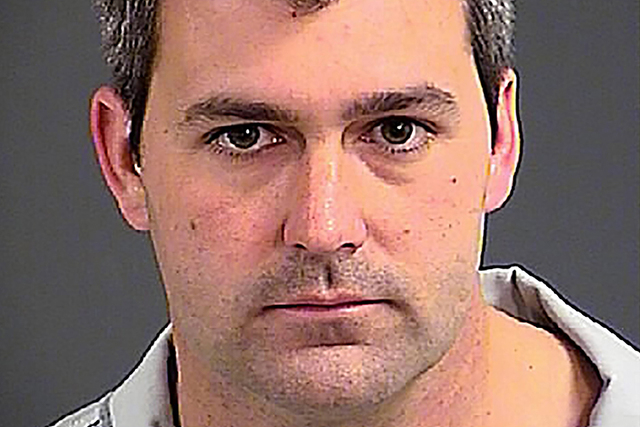 North Charleston police officer Michael Slager is seen in an undated photo released by the Charleston County Sheriff's Office in Charleston Heights, South Carolina. (REUTERS/Charleston County Sher ...