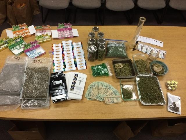 Undercover pot delivery man arrested in Lake Havasu | Las Vegas