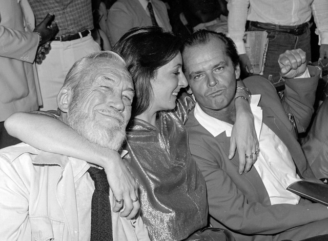 Director John Huston Left Clowns With Daughter And Actor Anjelica Huston And Actor Jack Nicholson At A Vip Party For The Boxing Match Between Sugar Ray Leonard And Thomas Hearns At Caesars Rei provides a full range of real estate services to local, regional, and national clients, building value for all parties involved. sugar ray leonard and thomas hearns