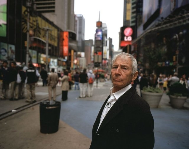 The film retreads the life of New York real estate titan Robert Durst, who was suspected but never convicted in the murders of his wife, best friend and neighbor between 1982 and 2001.