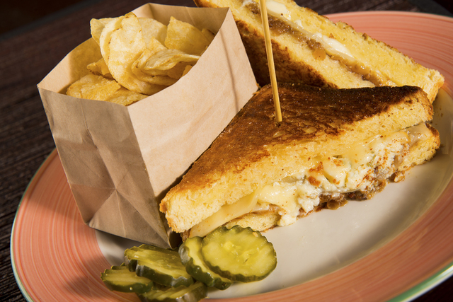 The Grilled Cheese, Coffee Shop, Treasure Island (Courtesy)