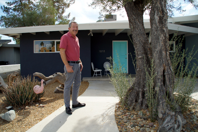 Tour of mid-century homes to benefit preservation group – Las ...