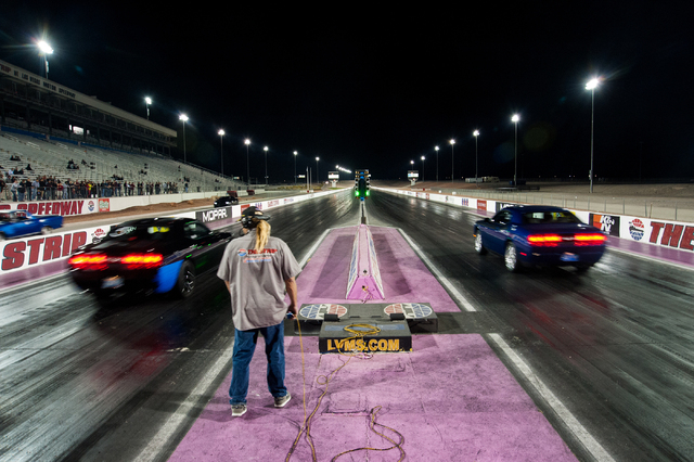 Midnight Mayhem is scheduled from 6 to 11:30 p.m. April 3 at the Las Vegas Motor Speedway, 7000 Las Vegas Blvd. North. The event is designed as a safe alternative to illegal street racing. The eve ...