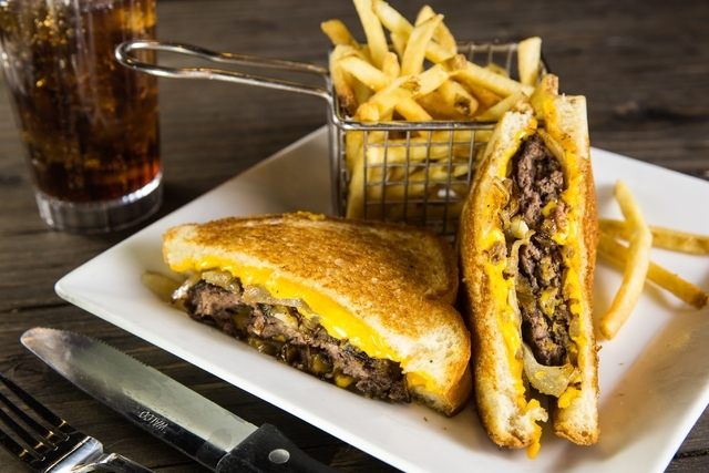 Grilled Cheese-Burger, Wild Grill, Wildfire Boulder, Wildfire Rancho, Wildfire Sunset and Wildfire Casino & Lanes (Courtesy)
