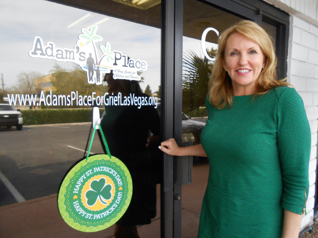 Kelly Thomas Boyers is the founder of Adam's Place for Grief. The organization began offering drivers education classes last year to try to curb the number of teens losing their lives on the ro ...