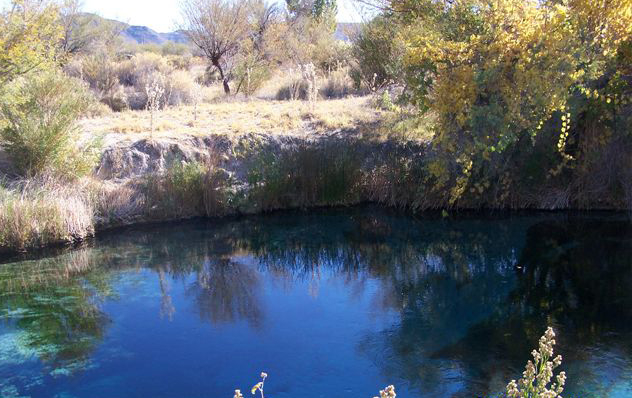 Kings Pool at Ash Meadows National Wildlife Refuge is shown. The University of Nevada Cooperative Extension's Nevada Naturalist program plans to present Desert National Wildlife Refuge Complex:  ...