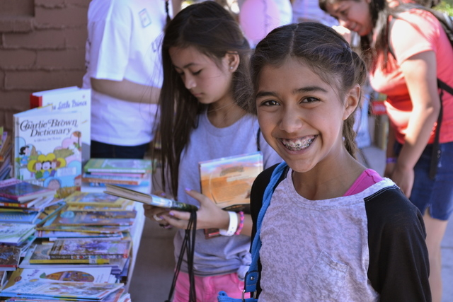 The United Way of Southern Nevada's Flip Through Summer reading kickoff is set to return from 10 a.m. to 1 p.m. May 16 at the Springs Preserve, 333 S. Valley View Blvd. (Special to View)