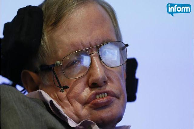 Stephen Hawking (Inform/NDN)
