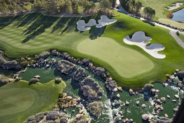 Southern Highlands Golf Club has a monthly membership fee of $1,445. (Special to View)