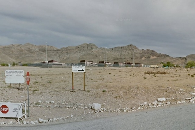 The shuttered Southern Nevada Correctional Center at Jean. (Courtesy, Google Maps)