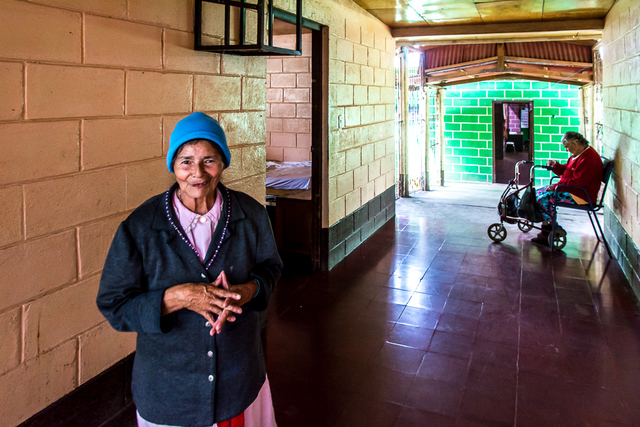 Patients from a nursing home in Jinotepe, Nicaragua are seen, Jan. 2015. The Vital Life Foundation is a Marquis and Consonus foundation, founded to support organizations and programs that provide  ...