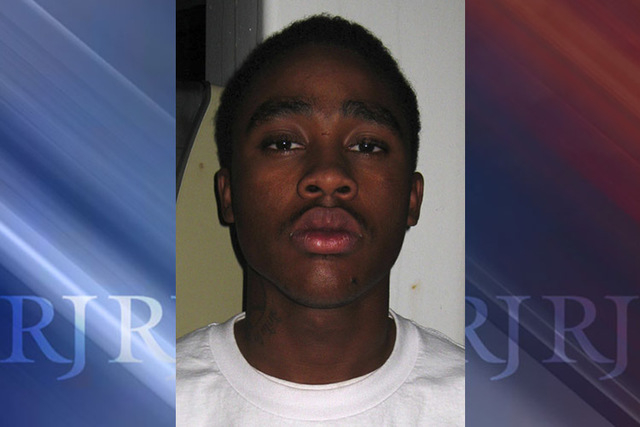 Kevin Jackson Fleming, 18, was taken into custody by Las Vegas police and will face felony charges, the North Dakota police department said. (Courtesy)