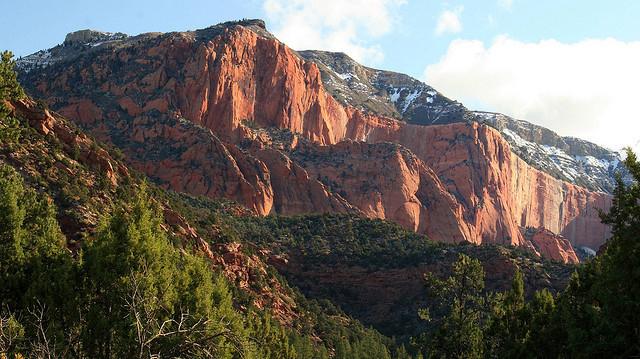 Kolob Canyons Utah (Courtesy Frank Kovalchek/flickr)