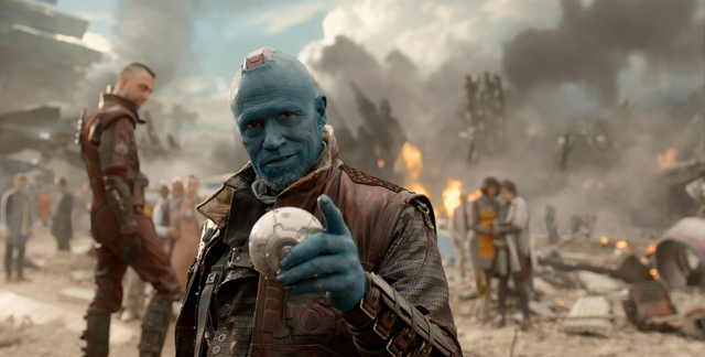"Michael Rooker plays Yondu in Marvel's ""Guardians Of The Galaxy."" (Courtesy/Marvel 2014)"
