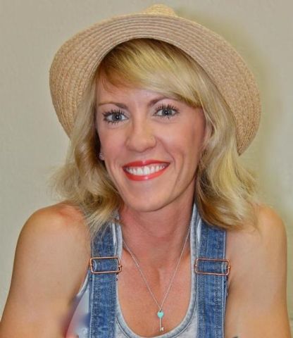 Summerlin resident Nikki Ferraro is board president of Aid for AIDS of Nevada (AFAN). (Special to View)