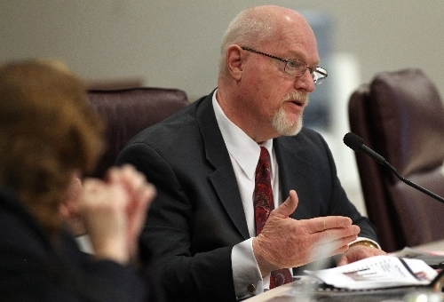 Assemblyman Randy Kirner, R-Reno, was re-elected by 11 votes over fellow Republican Lisa Krasner, who has requested a recount. If a discrepancy is found in a limited recount, Krasner is entitled t ...