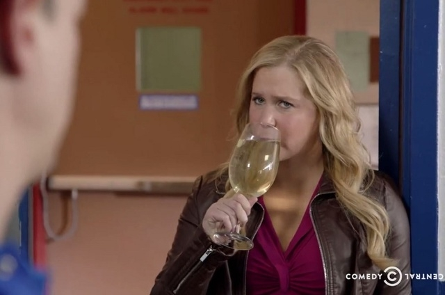 Amy Schumer (Screengrab, YouTube/Comedy Central)