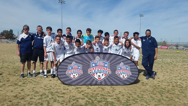 Nevada Youth Soccer announced in March that its first two teams qualified for the National Championships to be played this summer in Tulsa, Okla. Winning in the National League were Downtown Las V ...