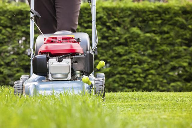 Lawn mower (Thinkstock)