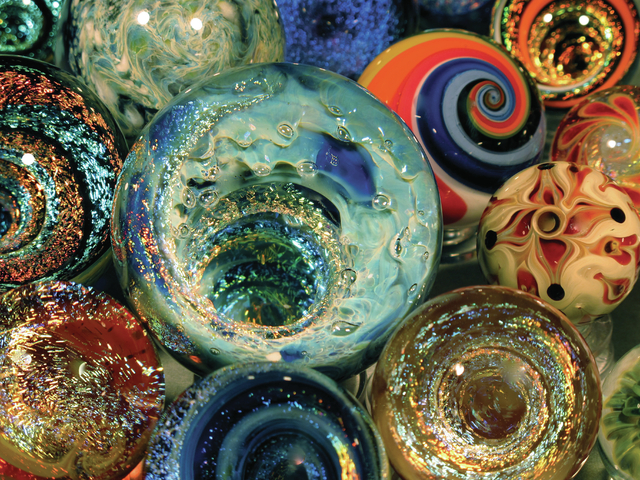 The 21st annual Glass Craft & Bead Expo is planned from 9 a.m. to 6 p.m. April 10 and 11 and from 10 a.m. to 3 p.m. April 12 at the South Point, 9777 Las Vegas Blvd. South. The event is set to inc ...