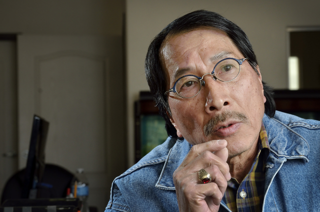 Vietnamese immigrant and former South Vietnamese soldier Dung Luu recounts his experiences after the fall of Saigon and his time in re-education camps before his subsequent journey to the United S ...