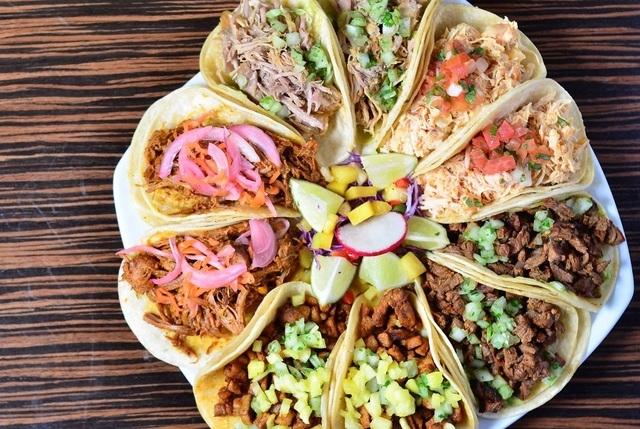 Tacos at El Dorado Cantina (Courtesy, Facebook)