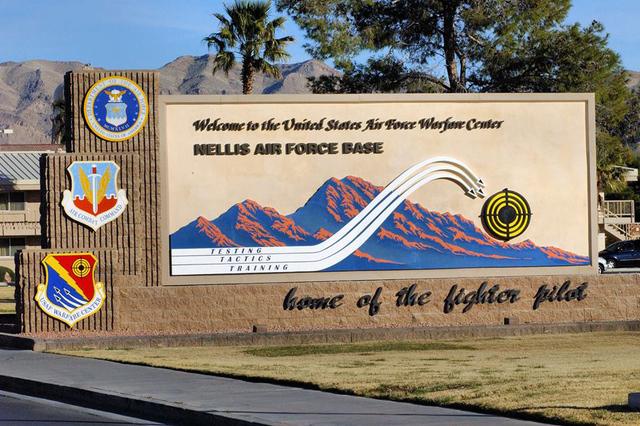Courtesy (Nellis Air Force Base/Facebook)