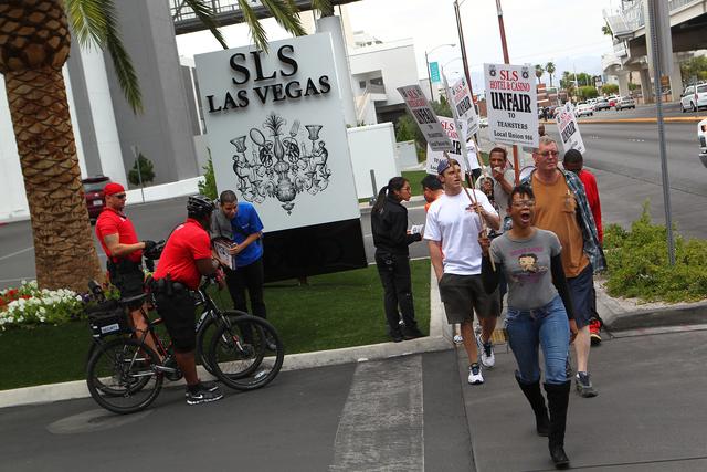 (Chase Stevens/Las Vegas Review-Journal)