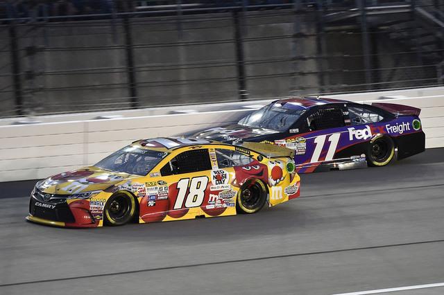 May 9, 2015; Kansas City, KS, USA; NASCAR Sprint Cup Series