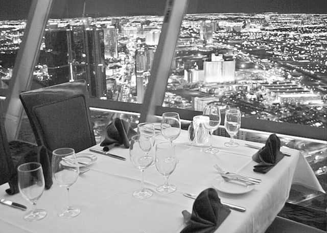 Top of the World at The Stratosphere. (Courtesy)