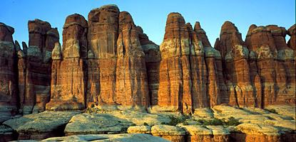 Needles Canyonlands  (Courtesy/National Park Service)